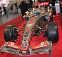 Модель болида Формулы-1